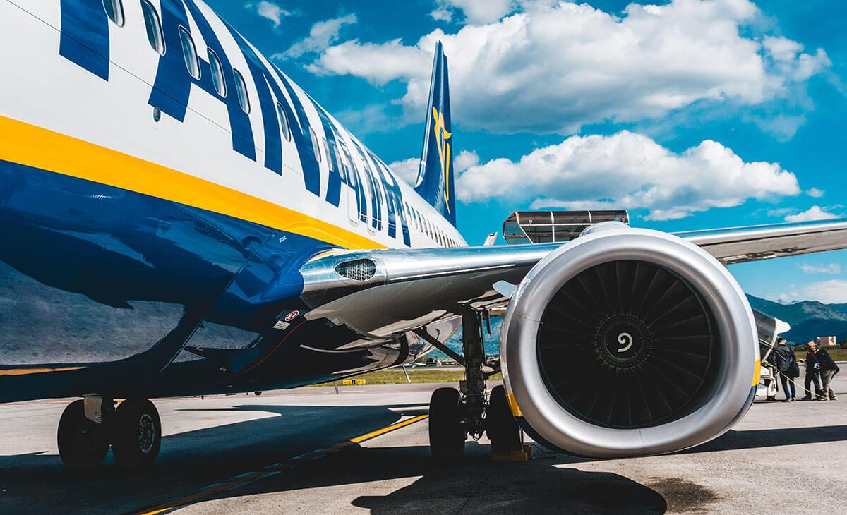 Ryanair fordert Nachzahlung der Luftverkehrssteuer